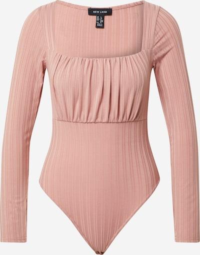 NEW LOOK Body en rose clair, Vue avec produit