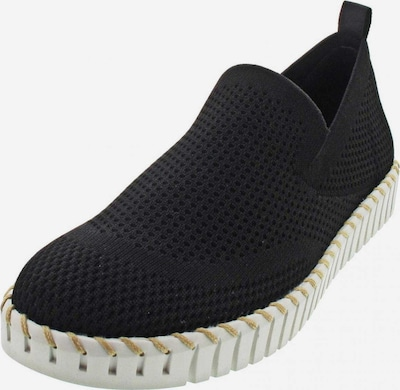 Edel Fashion Slipper in schwarz, Produktansicht