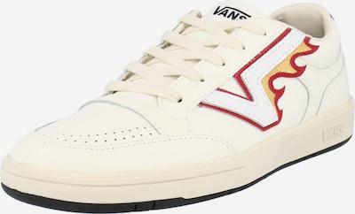 VANS Niske tenisice 'Lowland' u narančasta / crvena / bijela, Pregled proizvoda