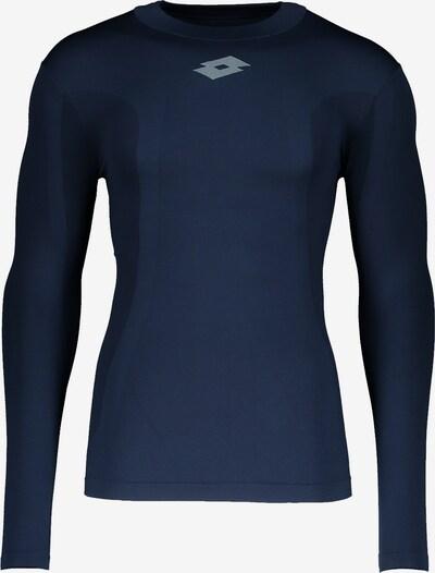 LOTTO Unterhemd in blau / dunkelblau, Produktansicht