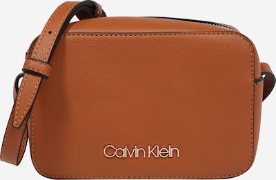 Geantă aparat de fotografiat Calvin Klein pe coniac, Vizualizare produs