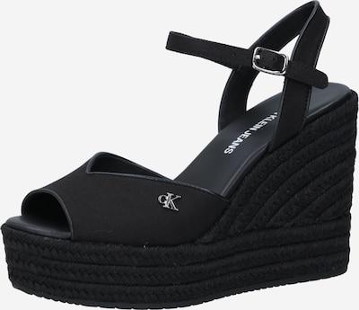 Calvin Klein Remsandal i svart, Produktvy
