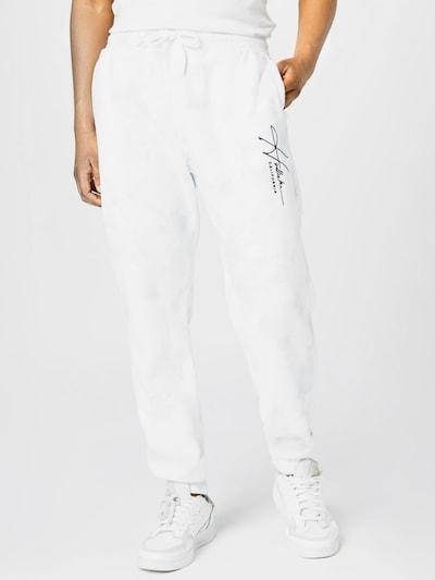Pantaloni HOLLISTER di colore nero / offwhite, Visualizzazione modelli