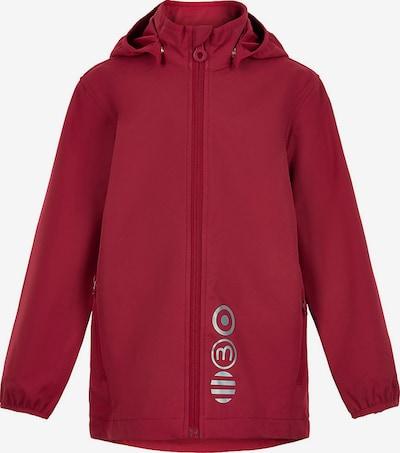 MINYMO Between-Season Jacket in Dark red / Silver, Item view
