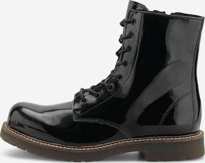 Another A Schnür-Boots Schnür-Boots in schwarz, Produktansicht
