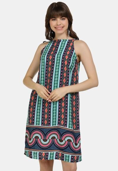 MYMO Sommerkleid in mischfarben: Frontalansicht