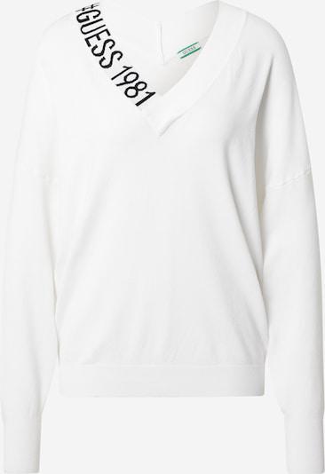 GUESS Pullover 'DALIA' in weiß, Produktansicht