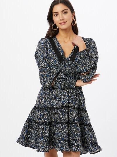 Rochie 'Isa' ABOUT YOU pe navy / culori mixte, Vizualizare model