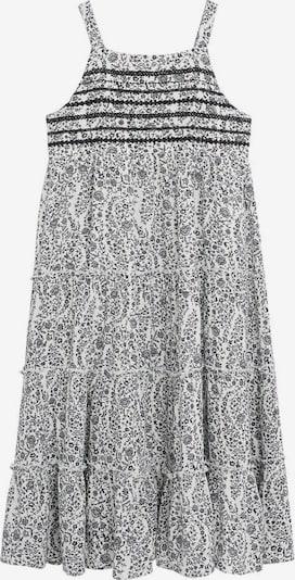 MANGO KIDS Kleid 'Lydia' in schwarz / weiß, Produktansicht
