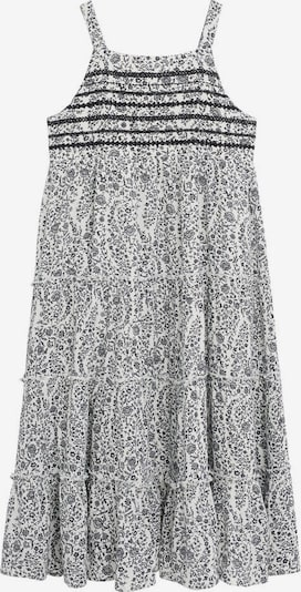 MANGO KIDS Robe 'Lydia' en noir / blanc, Vue avec produit