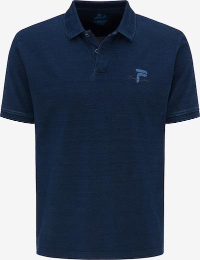 PIONEER Poloshirt in dunkelblau, Produktansicht