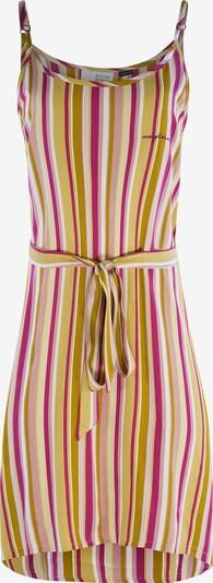 mazine Striped Dress ' Pinetta ' in grün / pink / offwhite, Produktansicht
