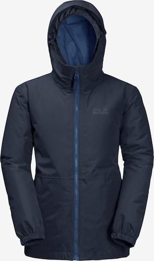 JACK WOLFSKIN Winter Jacket in marine blue, Item view