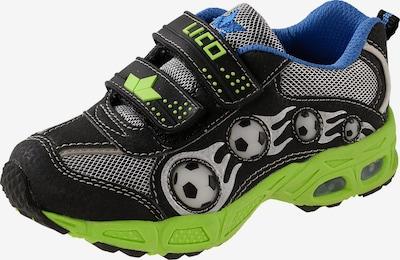 LICO Schuh 'Adrian V' in apfel / schwarz / weiß, Produktansicht
