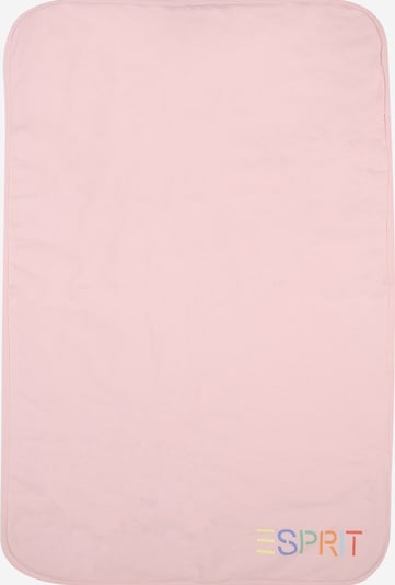 ESPRIT Krabbeldecke in rosa, Produktansicht