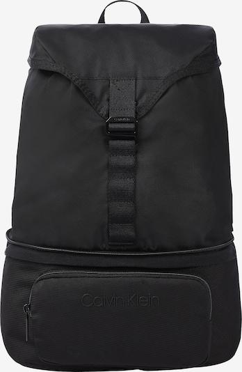 Calvin Klein Rucksack in grau / schwarz, Produktansicht