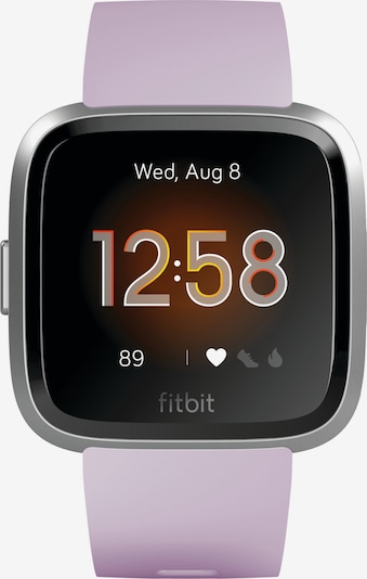 FitBit Digitaluhr in flieder, Produktansicht