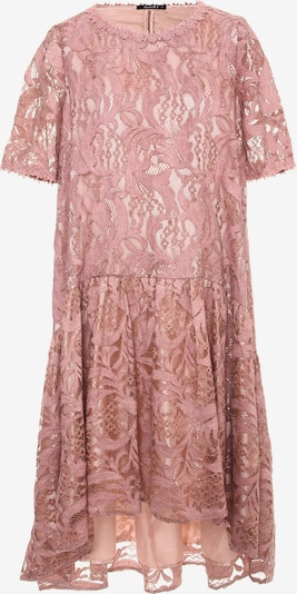 Madam-T Jurk 'Eva' in de kleur Pink, Productweergave