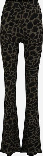 Noisy May Tall Pantalon 'SOFIE' en marron / kaki / noir, Vue avec produit