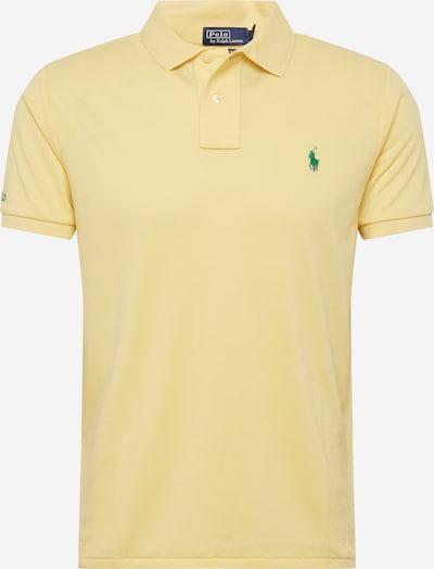 Marškinėliai iš POLO RALPH LAUREN , spalva - pastelinė geltona, Prekių apžvalga