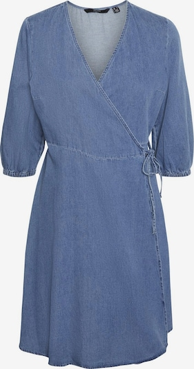 Vero Moda Tall Jurk 'Henna' in de kleur Blauw denim, Productweergave
