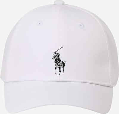 Pălărie Polo Ralph Lauren pe negru / alb, Vizualizare produs