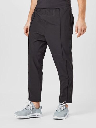 Sportinės kelnės iš PUMA , spalva - juoda: Vaizdas iš priekio