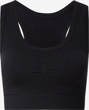 ADIDAS PERFORMANCE Sports bra in Black