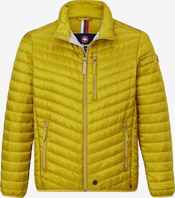 REDPOINT Jacke in Gelb