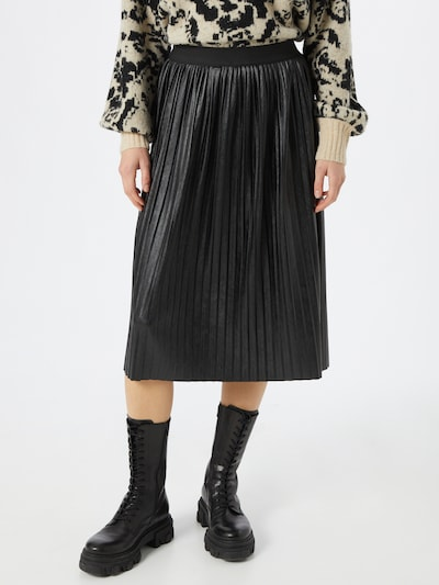Hailys Spódnica 'Naomi' w kolorze czarnym: Widok z przodu