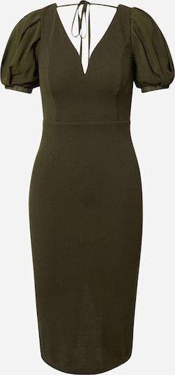 Skirt & Stiletto Kleid 'Via' in dunkelgrün, Produktansicht