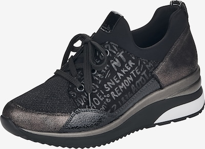 REMONTE Sneakers in Anthracite / Black, Item view