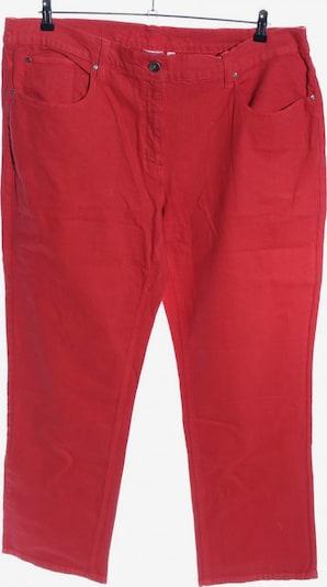 Giada Straight-Leg Jeans in 44 in rot, Produktansicht