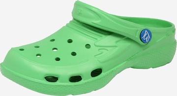 BECK Sandaalid, värv roheline