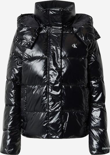 Giacca invernale Calvin Klein Jeans di colore nero, Visualizzazione prodotti