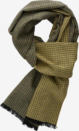 ETERNA Schal in gelb / schwarz, Produktansicht