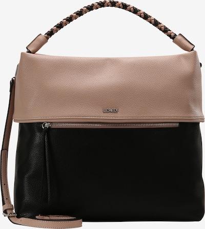 L.CREDI Hobo Gia Hobo in braun / schwarz, Produktansicht