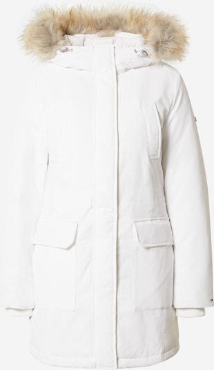 Tommy Jeans Winterparka in weiß, Produktansicht