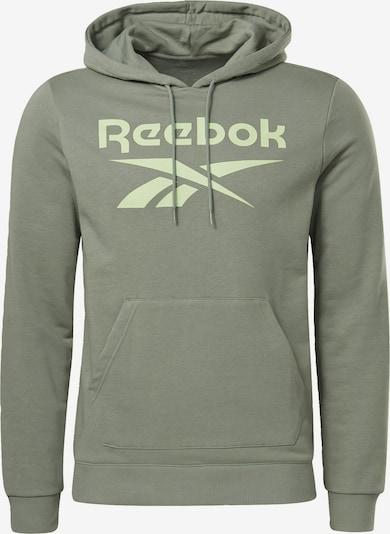 Reebok Classic Mikina - khaki / bílá, Produkt