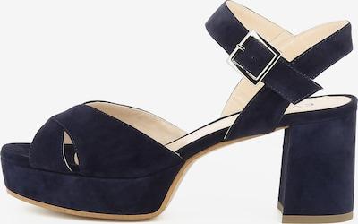 EVITA Damen Sandalette PAOLA in blau, Produktansicht