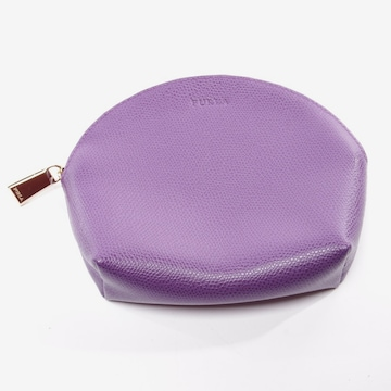 FURLA Small Leather Goods in One size in Purple