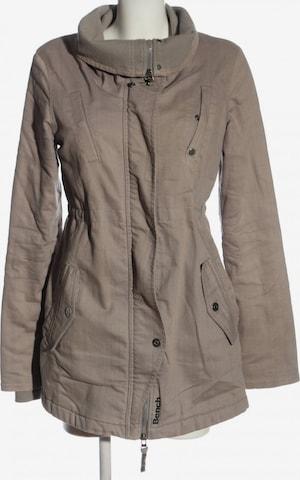 BENCH Jacket & Coat in S in Grey