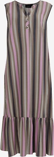 Finn Flare Sommerkleid in dunkelblau / hellbraun / rosa / weiß, Produktansicht