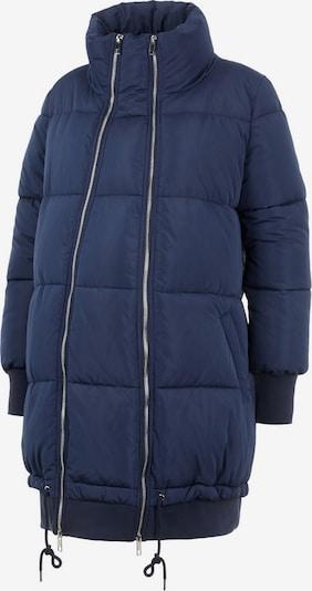 MAMALICIOUS Winterjas in de kleur Blauw, Productweergave