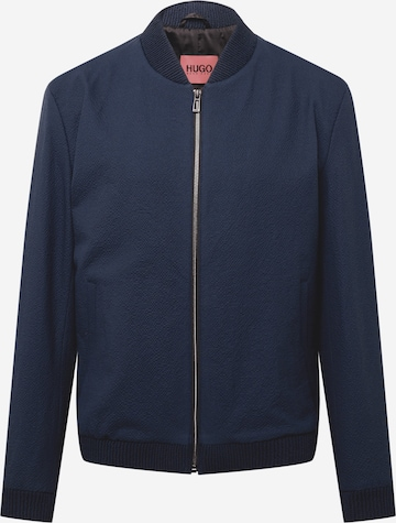HUGO Övergångsjacka 'Ukashi' i blå