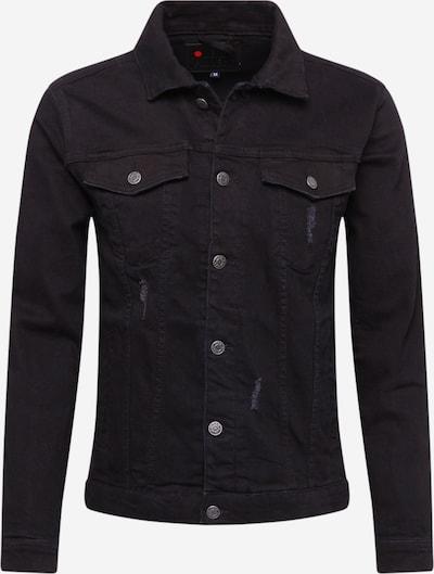 Denim Project Between-season jacket 'KASH' in Black denim, Item view