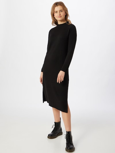 SELECTED FEMME Kleid 'Inka' in schwarz, Modelansicht