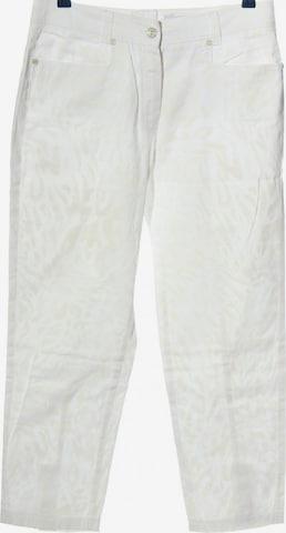 Raffaello Rossi Pants in XL in White