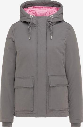 MYMO Winterjas in de kleur Grijs gemêleerd, Productweergave