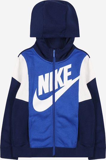 Nike Sportswear Bluza rozpinana 'Amplify' w kolorze niebieski / granatowy / białym, Podgląd produktu